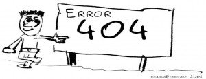 How to Pimp Your 404 Error Pages