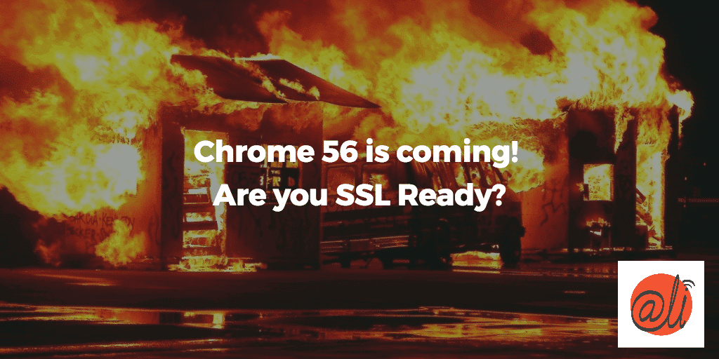 Not Secure Warning – New Google Chrome Web Browser is Coming!