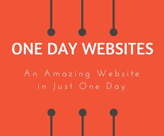 One Day Websites